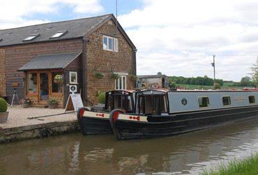 Twyford Wharf. A UK Canal Boating Location